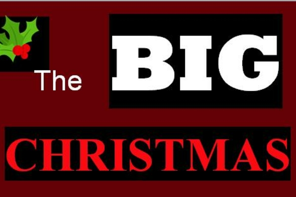 THE BIG COMMUNITY CHRISTMAS